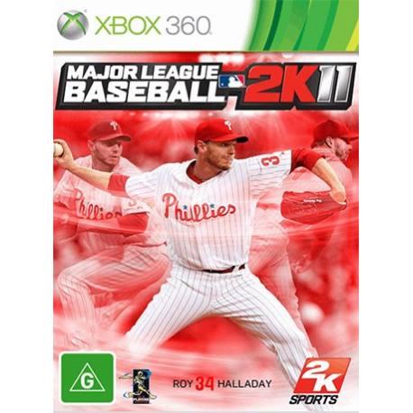 Major League Baseball 2K11 بازی Xbox 360