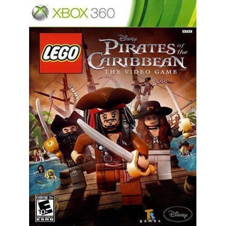 Lego Pirates of the Caribbean بازی Xbox 360