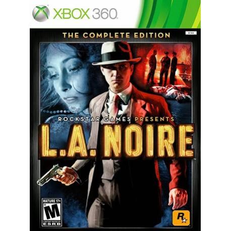L.A. Noire: The Complete Edition بازی Xbox 360