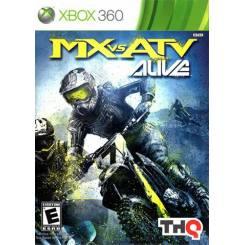 Mx vs ATV Alive بازی Xbox 360