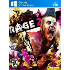 2 RAGE بازی PC