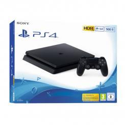 کنسول PS4 Slim ریجن آسیا با هارد 500 گیگابایت