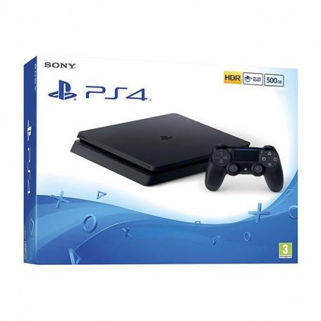 کنسول PS4 Slim ریجن اروپا با هارد 500 گیگابایت