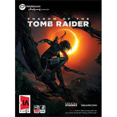 بازی Shadow of The Tomb Raider برای PC