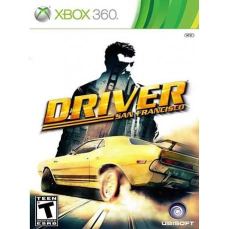 Driver: San Francisco بازی Xbox 360