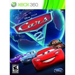 Cars 2 بازی Xbox 360