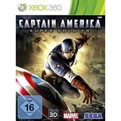 Captain America : Super Soldier بازی Xbox 360