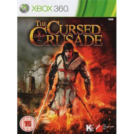 The Cursed Crusade بازی Xbox 360