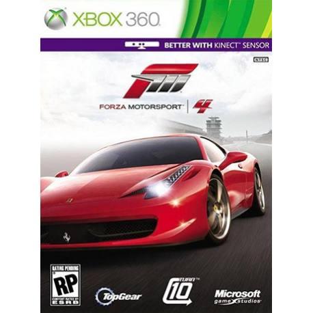 Forza Motorsport 4 بازی Xbox 360
