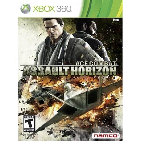 Ace Combat: Assault Horizon بازی Xbox 360