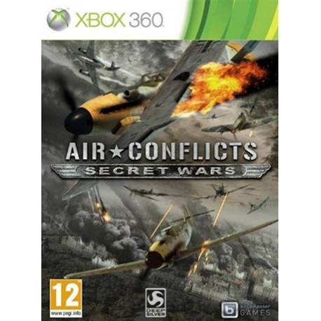 Air Conflicts : Secret Wars بازی Xbox 360