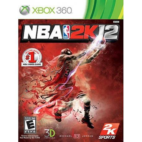 NBA 2K12 بازی Xbox 360
