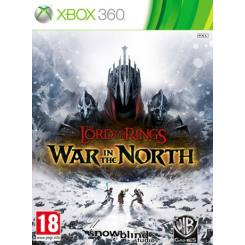 The Lord of The Rings War in the North بازی Xbox 360