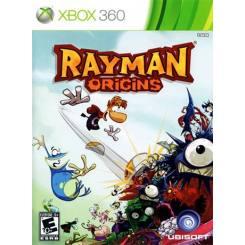 Rayman Origins بازی Xbox 360