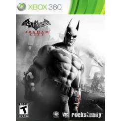 Batman Arkham City بازی Xbox 360