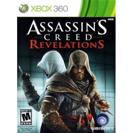 Assassins Creed Revelations بازی Xbox 360