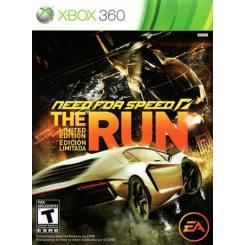 Need for Speed The Run بازی Xbox 360