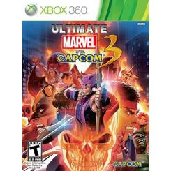 Ultimate Marvel vs. Capcom 3 بازی Xbox 360