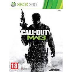 Call of Duty Modern Warfare 3 بازی Xbox 360