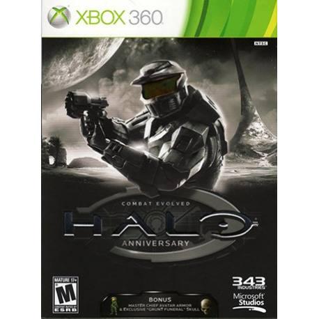 Halo Combat Evolved Anniversary بازی Xbox 360