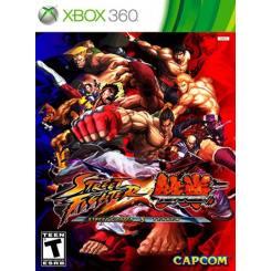Street Fighter X Tekken بازی Xbox 360
