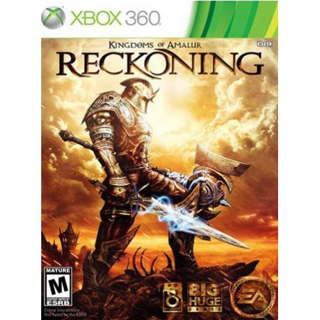 Kingdoms of Amalur: Reckoning بازی Xbox 360