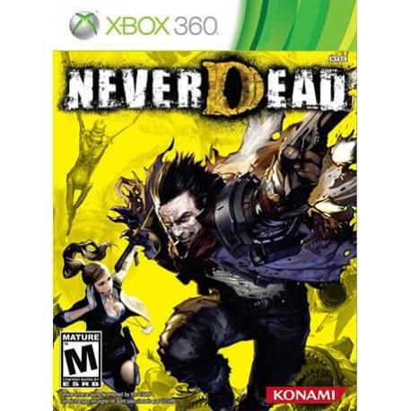 NeverDead بازی Xbox 360
