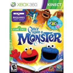 بازی Kinect Sesame Street TV برای Kinect