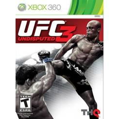 UFC Undisputed 3 بازی Xbox 360