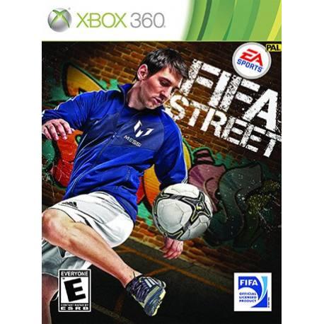 FIFA Street 2012 بازی Xbox 360