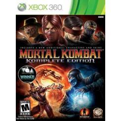 Mortal Kombat: Komplete Edition بازی Xbox 360