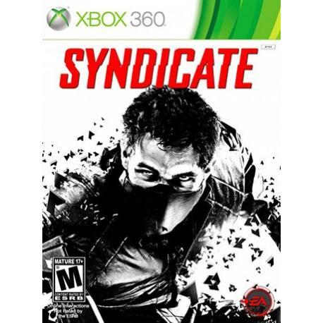 Syndicate بازی Xbox 360
