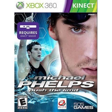 بازی Michael Phelps: Push The Limit برای Kinect