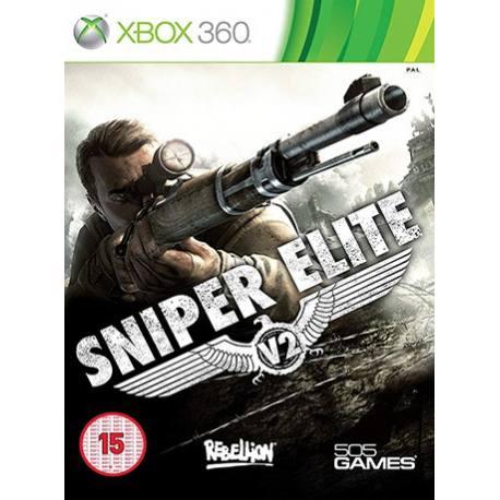 Sniper Elite V2 بازی Xbox 360