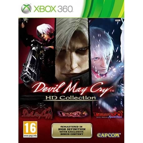 Devil May Cry HD collection بازی Xbox 360
