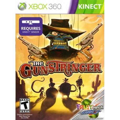 بازی The Gunstringer برای Kinect