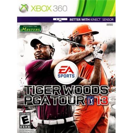Tiger Woods PGA Tour 13 بازی Xbox 360