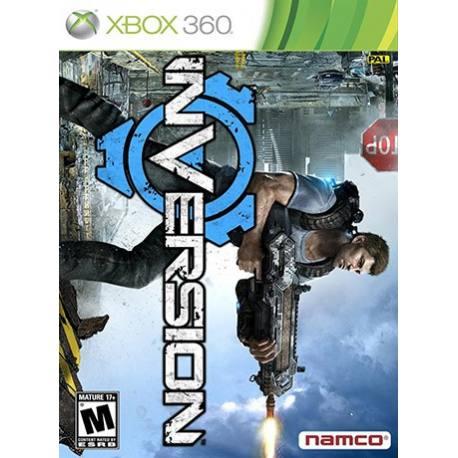 Inversion بازی Xbox 360