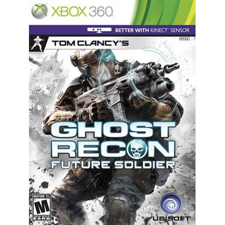 TC Ghost Recon: Future Soldier بازی Xbox 360