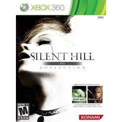 Silent Hill HD Collection بازی Xbox 360