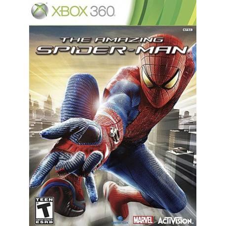 The Amazing Spider-Man بازی Xbox 360