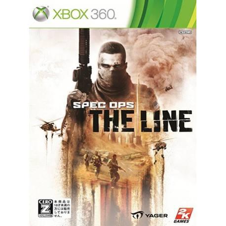 Spec Ops: The Line بازی Xbox 360