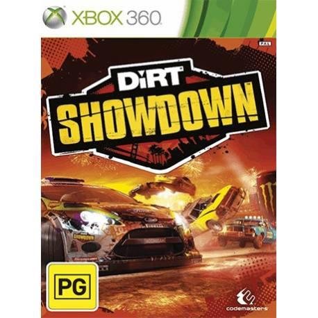 Dirt: Showdown بازی Xbox 360
