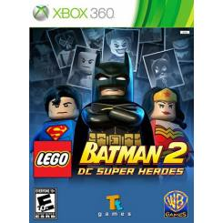 Lego Batman 2: DC Super Heroes بازی Xbox 360