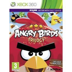 Angry Birds Trilogy بازی Xbox 360