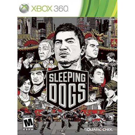 Sleeping Dogs بازی Xbox 360