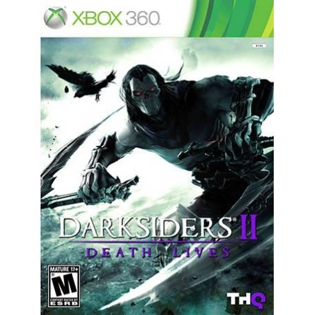 Darksiders II بازی Xbox 360