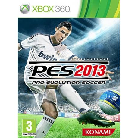 Pro evolution Soccer 2013 بازی Xbox 360