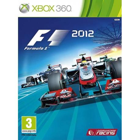 F1 2012 بازی Xbox 360