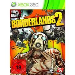 Borderlands 2 بازی Xbox 360
